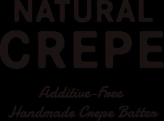 NATURAL CREPE Additive-Free Handmade Crepe Batter